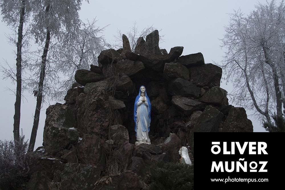 El monte de las cruces