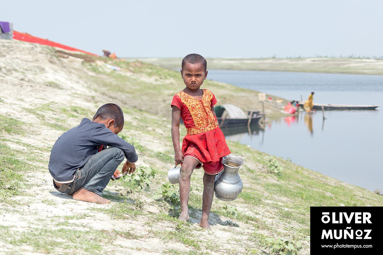 Bangladés, den östliga Pakistan ( Bangladesh )
