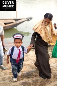 Bangladés, la Pakistán Oriental ( Bangladesh )