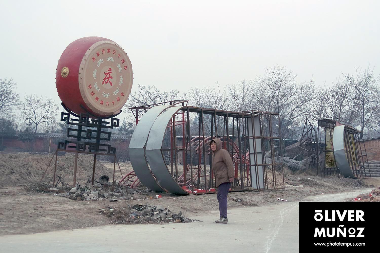 El coloso de China