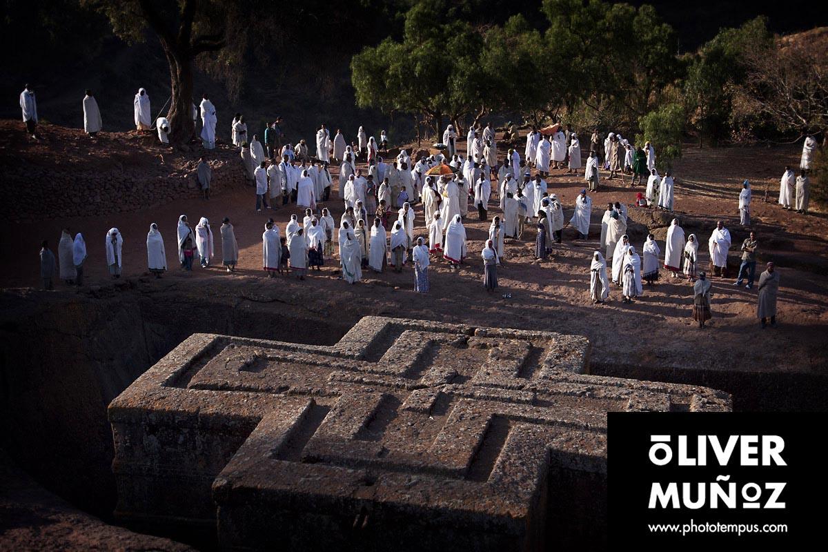 El origen de las religiones ( Etiopia )