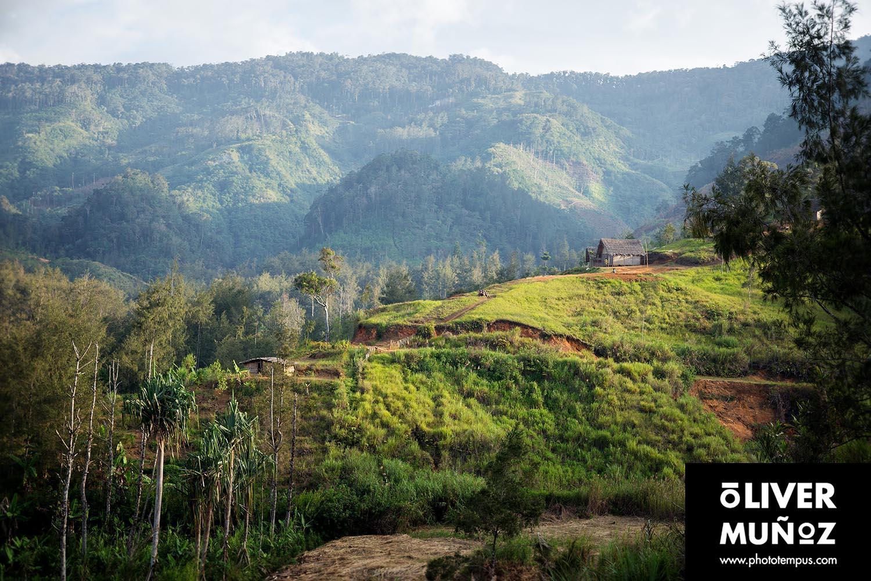 La remota Simbai ( Papua Nueva Guinea )