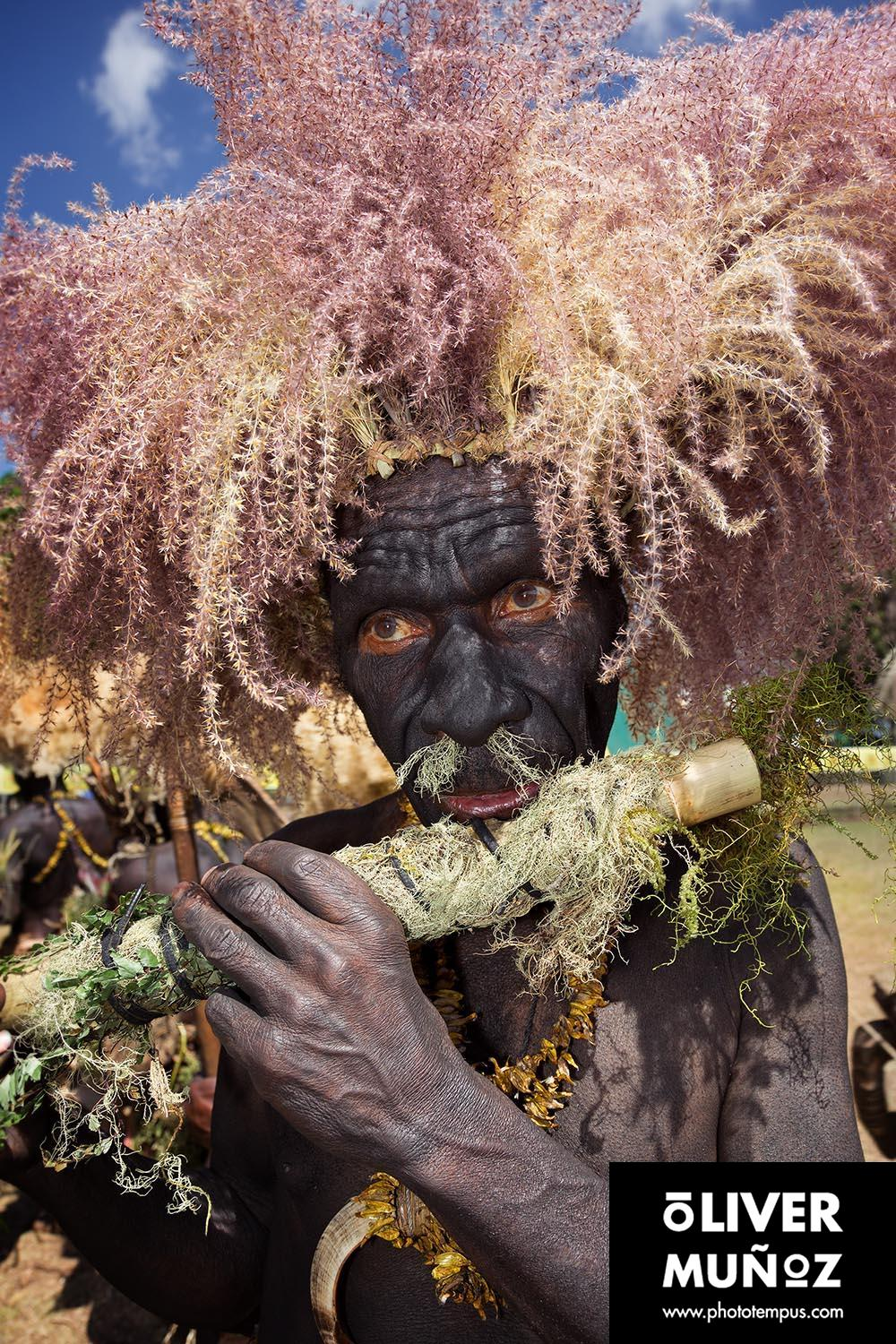 A fascinating country, Papua New Guinea