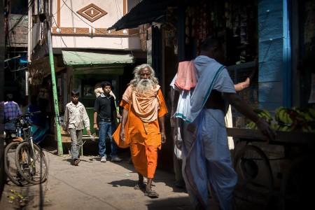 El país de Shiva y de los colores