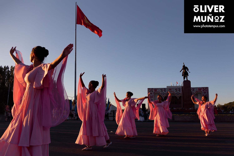 Kyrgyzstan y el 31 de Agosto, día de su independencia