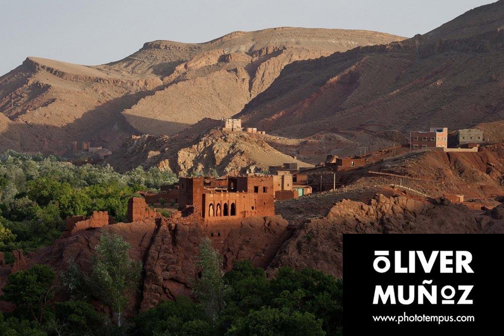 Pueblos del Atlas de Marruecos