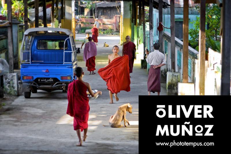 """ Buscant refugi "" a Myanmar, Birmània"