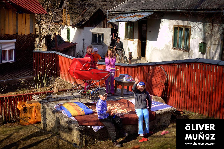 No solo hay gitanos en Rumania