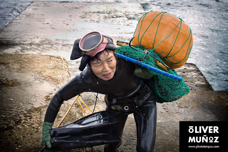 Haenyo - Las mujeres buzo de Corea del Sur